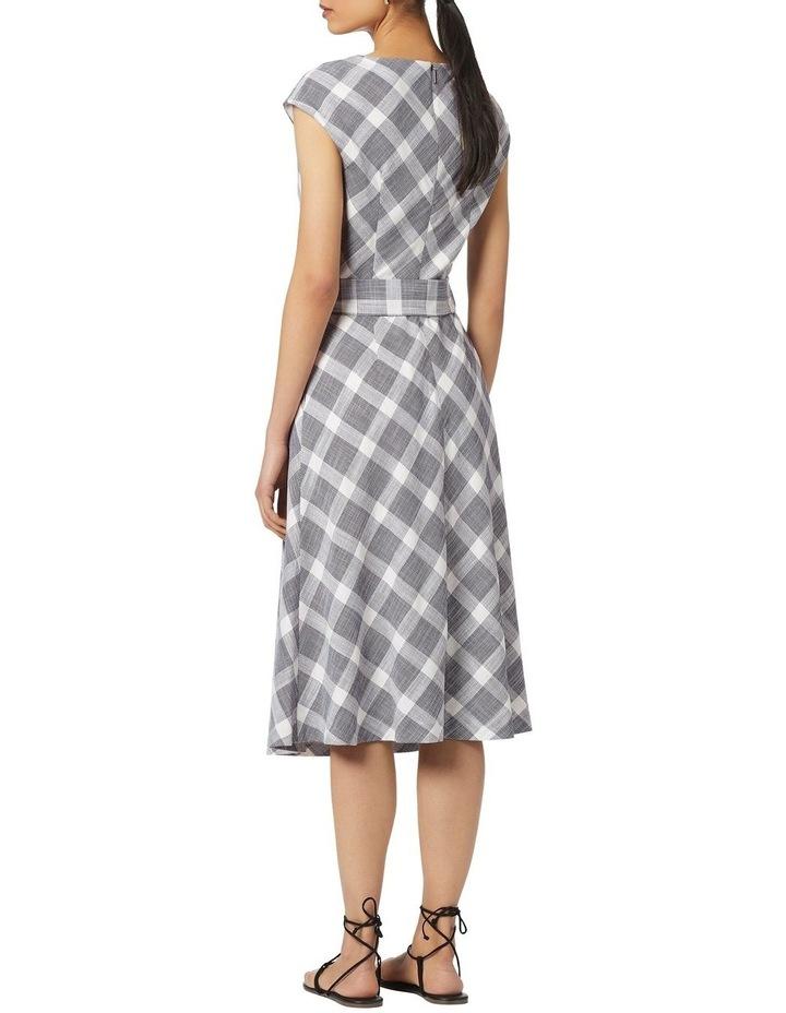 Megan Plaid Dress image 3
