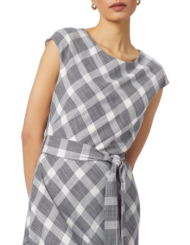 Megan Plaid Dress image 4
