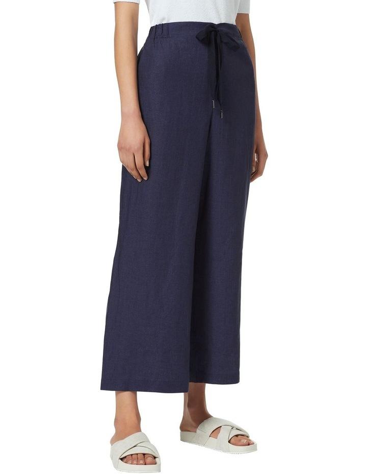 Cassandra Linen Wide Leg image 1