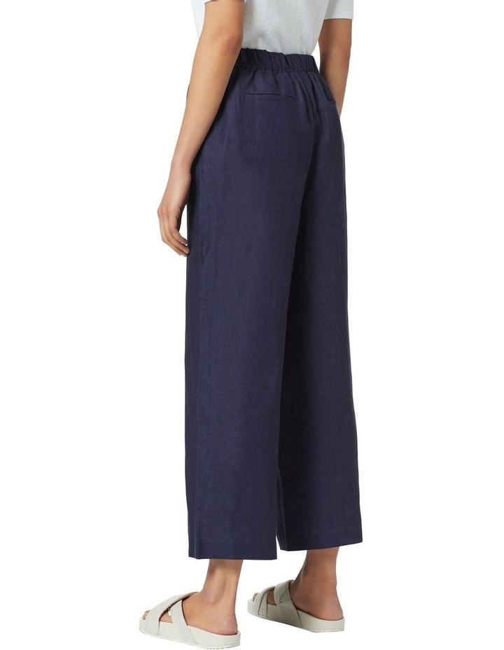 Cassandra Linen Wide Leg image 3