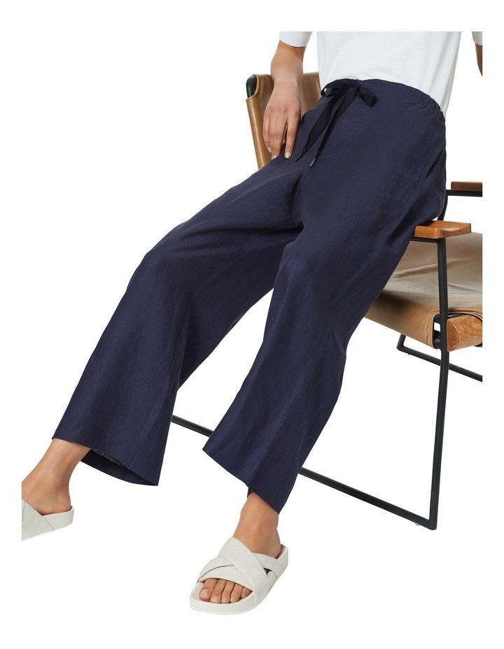 Cassandra Linen Wide Leg image 4