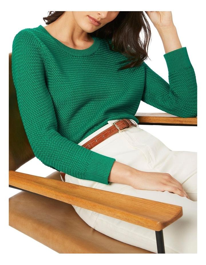 Kira Basketweave Knit image 1