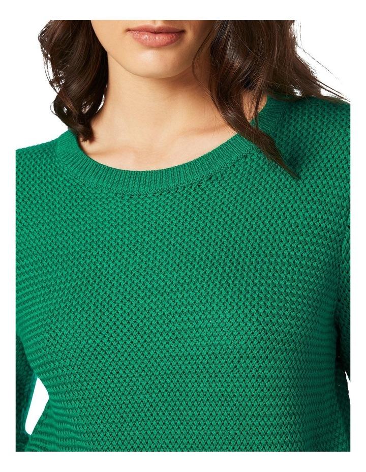 Kira Basketweave Knit image 4