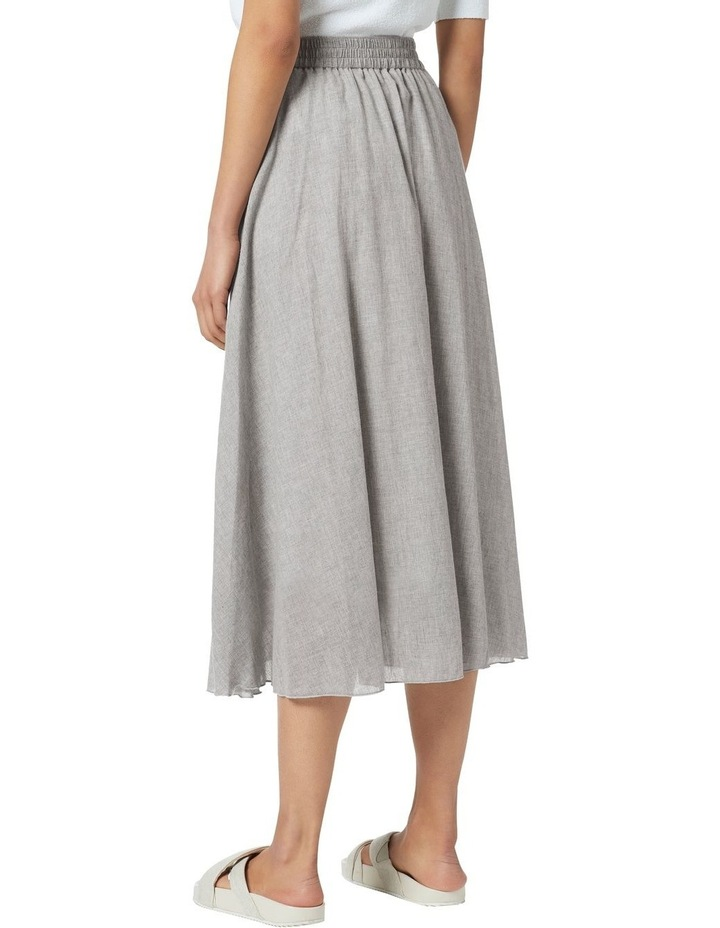 Jamie Y/d Cotton Skirt image 3