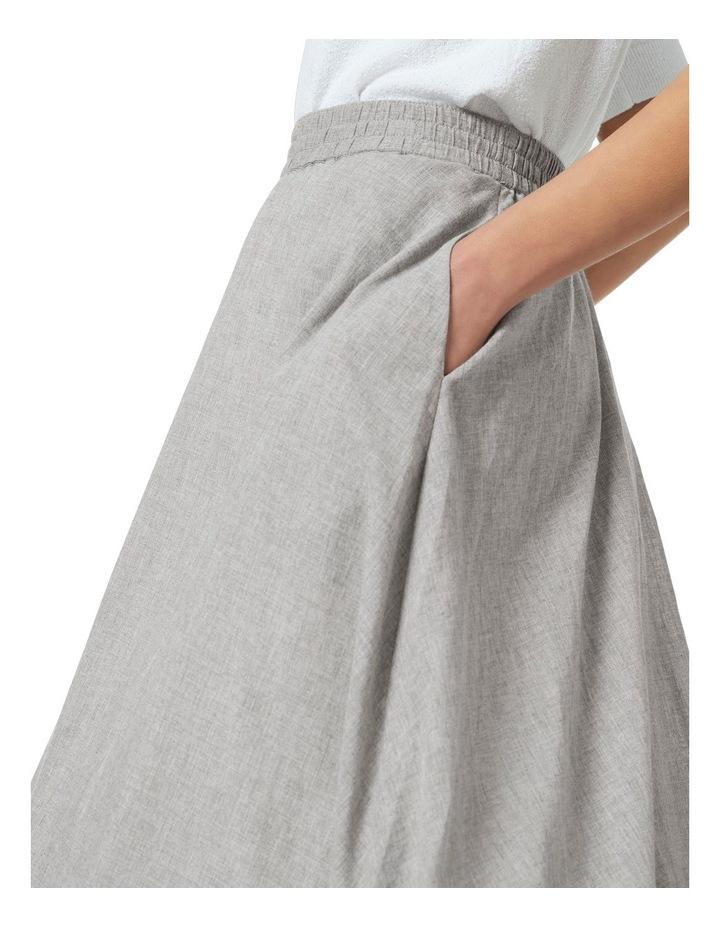 Jamie Y/d Cotton Skirt image 4