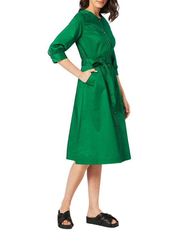 Blanche Organic Ctn/pop Dress image 1