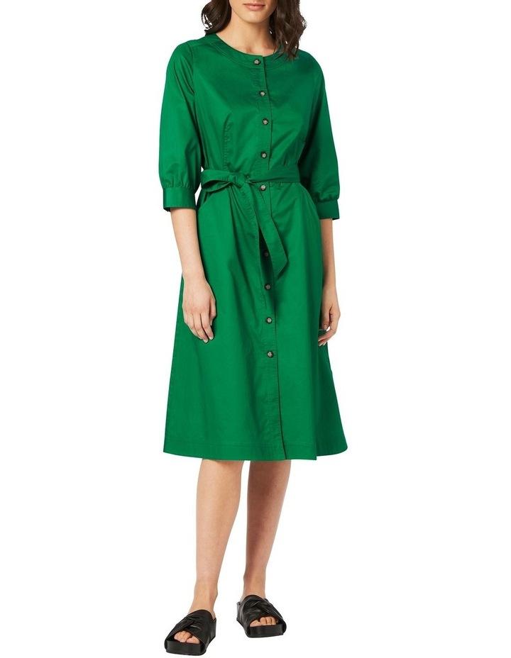 Blanche Organic Ctn/pop Dress image 2