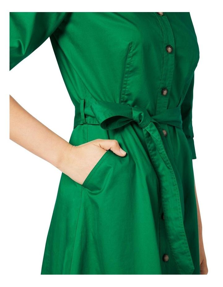 Blanche Organic Ctn/pop Dress image 4