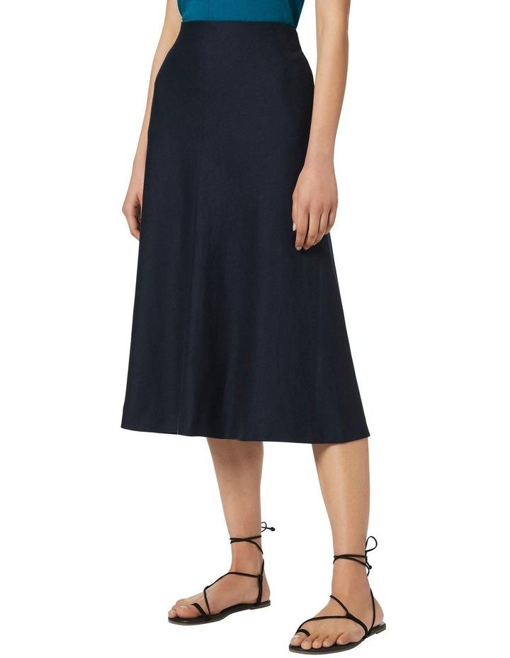Kelsey Linen Skirt image 1