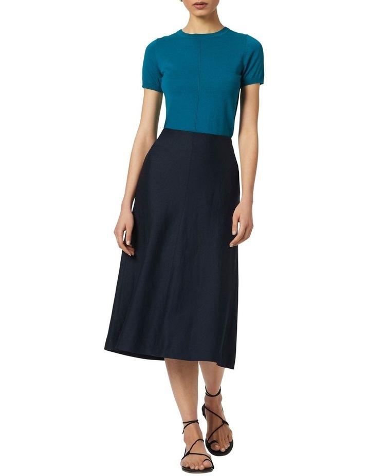 Kelsey Linen Skirt image 2