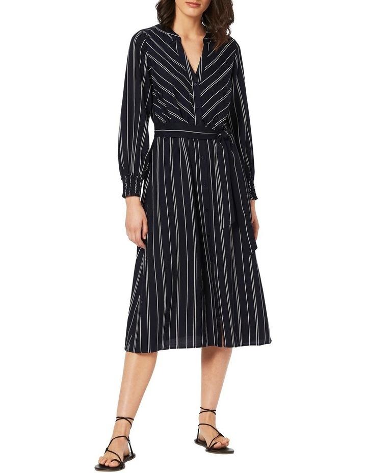 Nicole Stripe Dress image 1