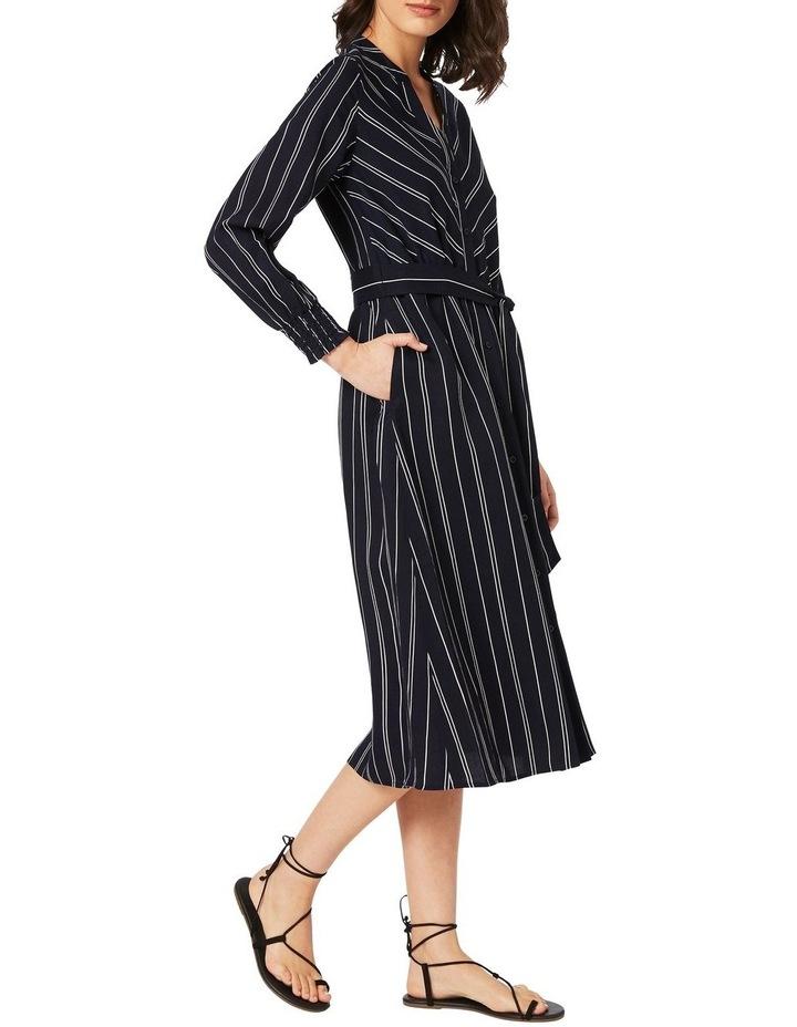 Nicole Stripe Dress image 2