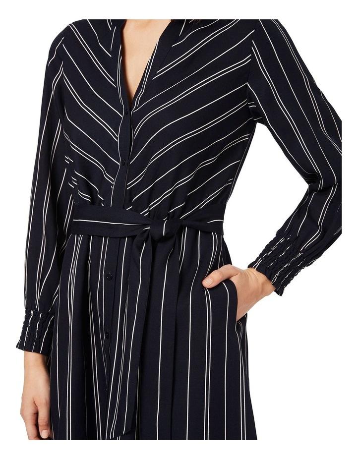 Nicole Stripe Dress image 4