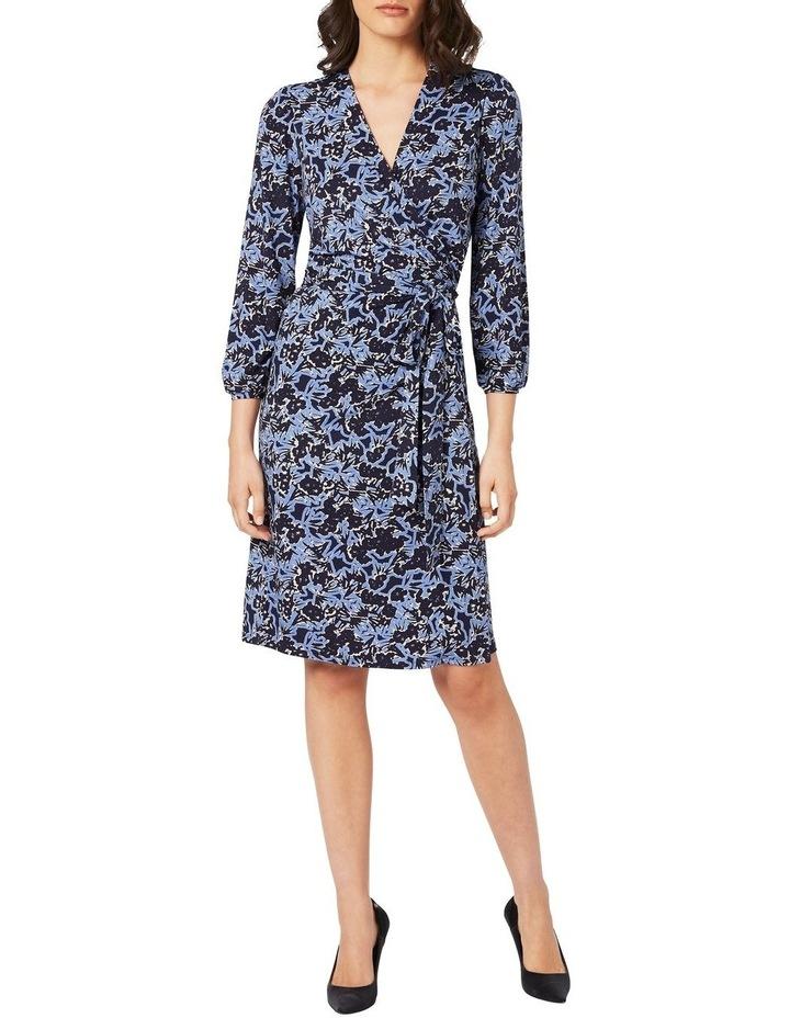 Petra Jersey Wrap Dress image 1