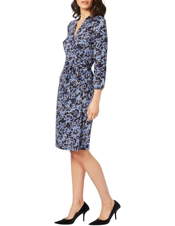 Petra Jersey Wrap Dress image 2