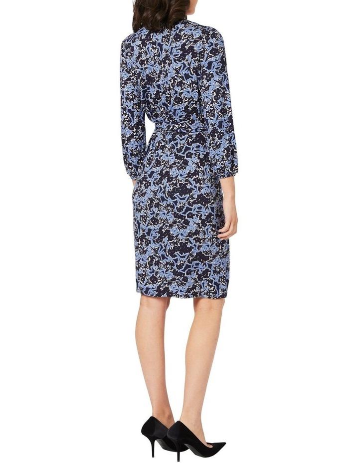 Petra Jersey Wrap Dress image 3