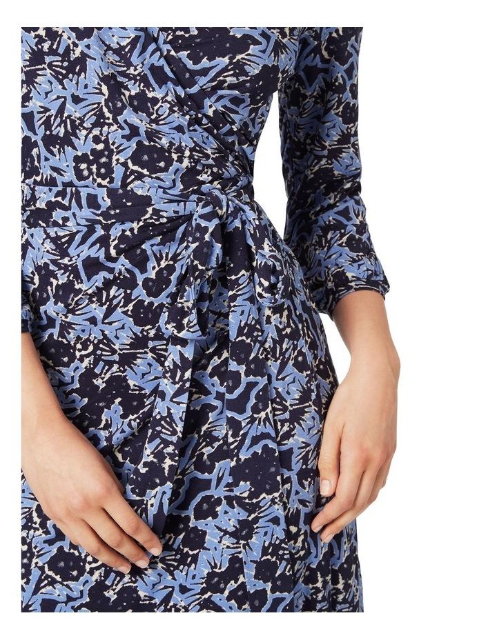 Petra Jersey Wrap Dress image 4