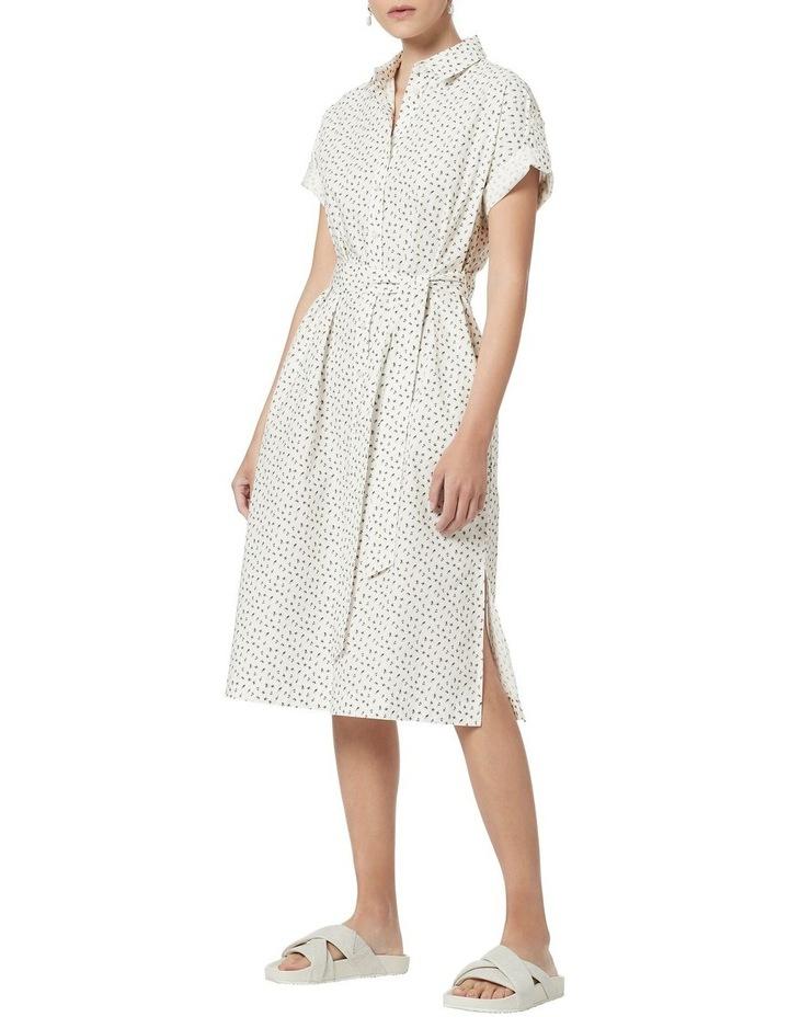 Irina Printed Shirt Dress image 1