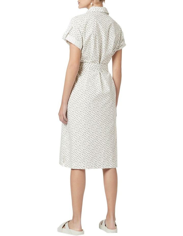 Irina Printed Shirt Dress image 2