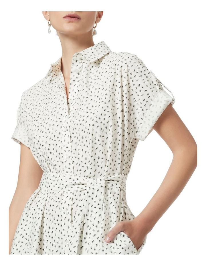 Irina Printed Shirt Dress image 3