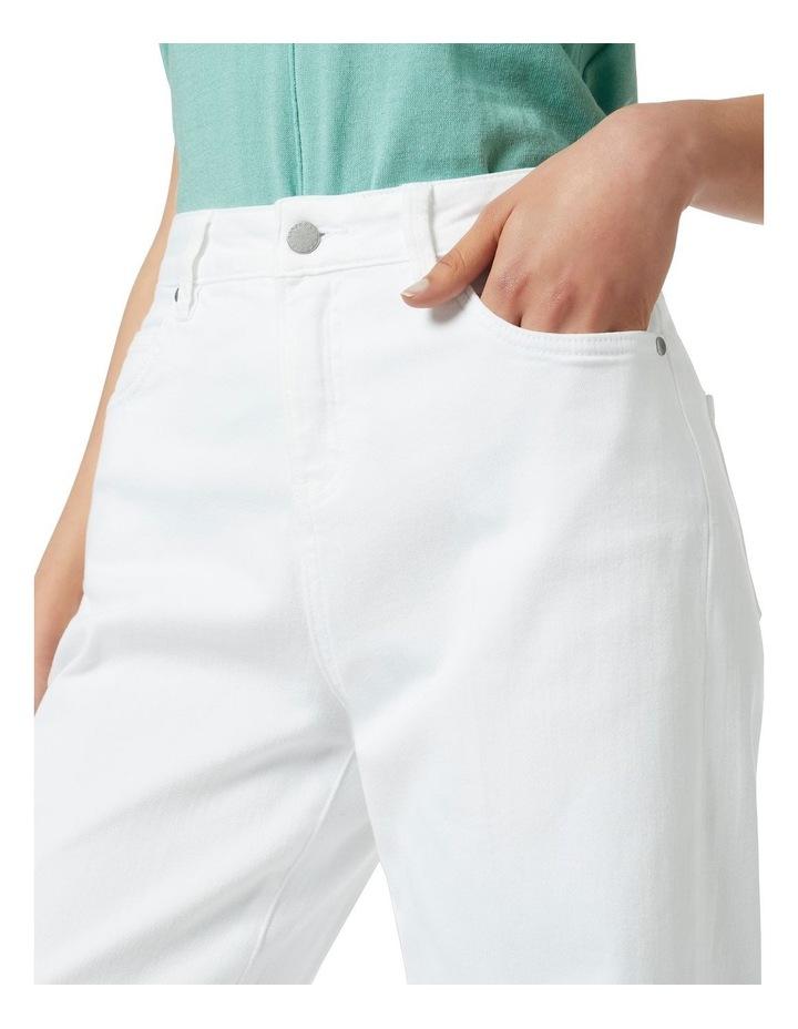 Iman Wide Leg Jean image 4