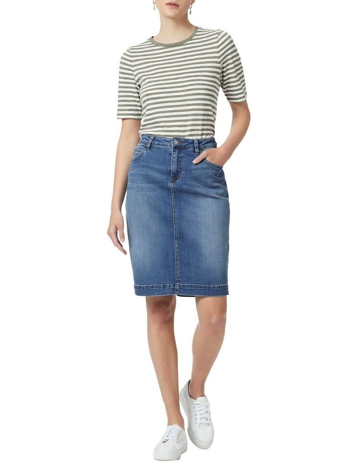 Marnie Denim Skirt image 1