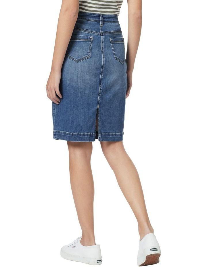 Marnie Denim Skirt image 3