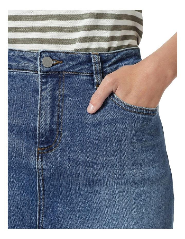 Marnie Denim Skirt image 4