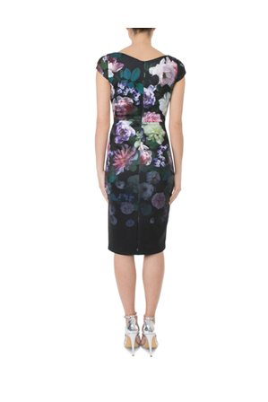 Anthea Crawford - Jadore Scuba Dress