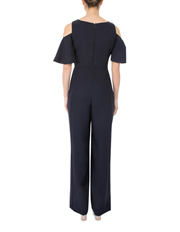Anthea Crawford - Navy Jumpsuit