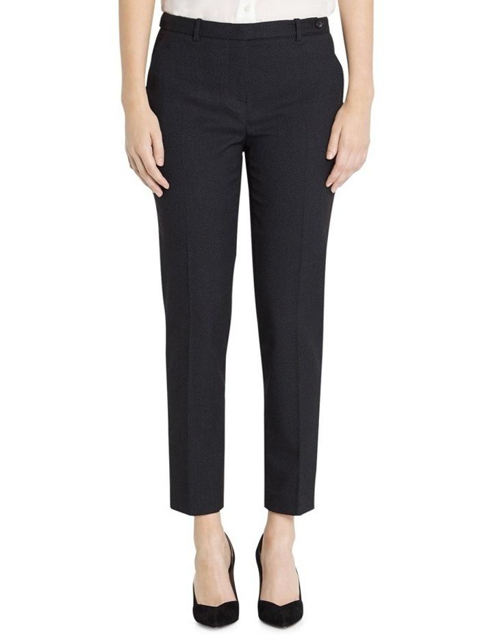 Elisabeth Textured Suit Pants image 1