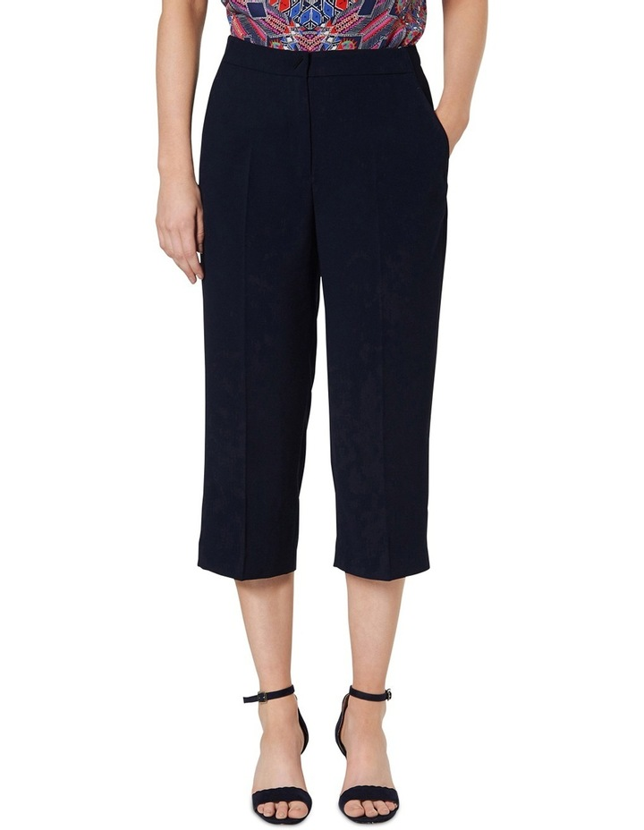 Wide Leg Crop Pant image 1