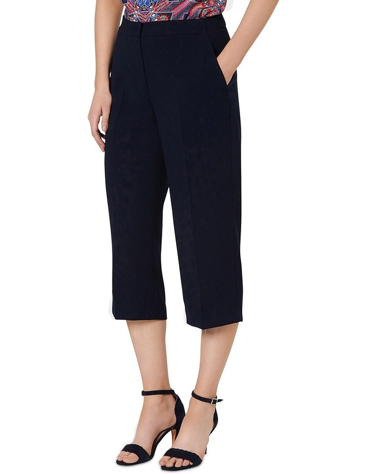 Wide Leg Crop Pant image 2