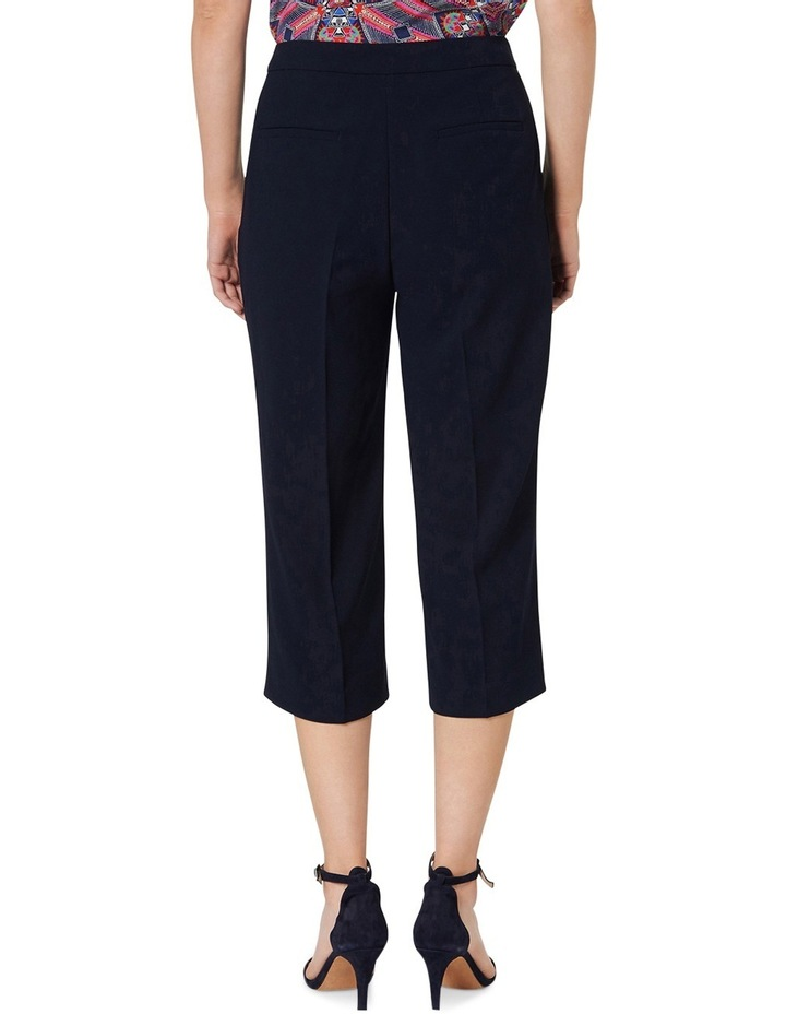 Wide Leg Crop Pant image 3
