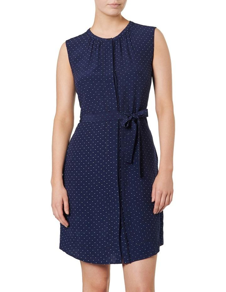 Alice Sleeveless Spot Print Dress image 1