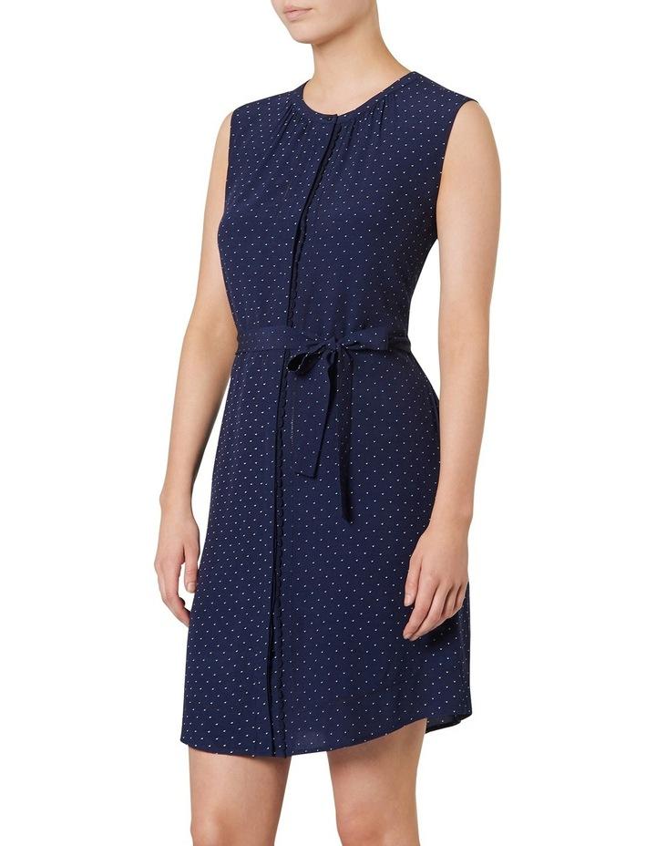 Alice Sleeveless Spot Print Dress image 2