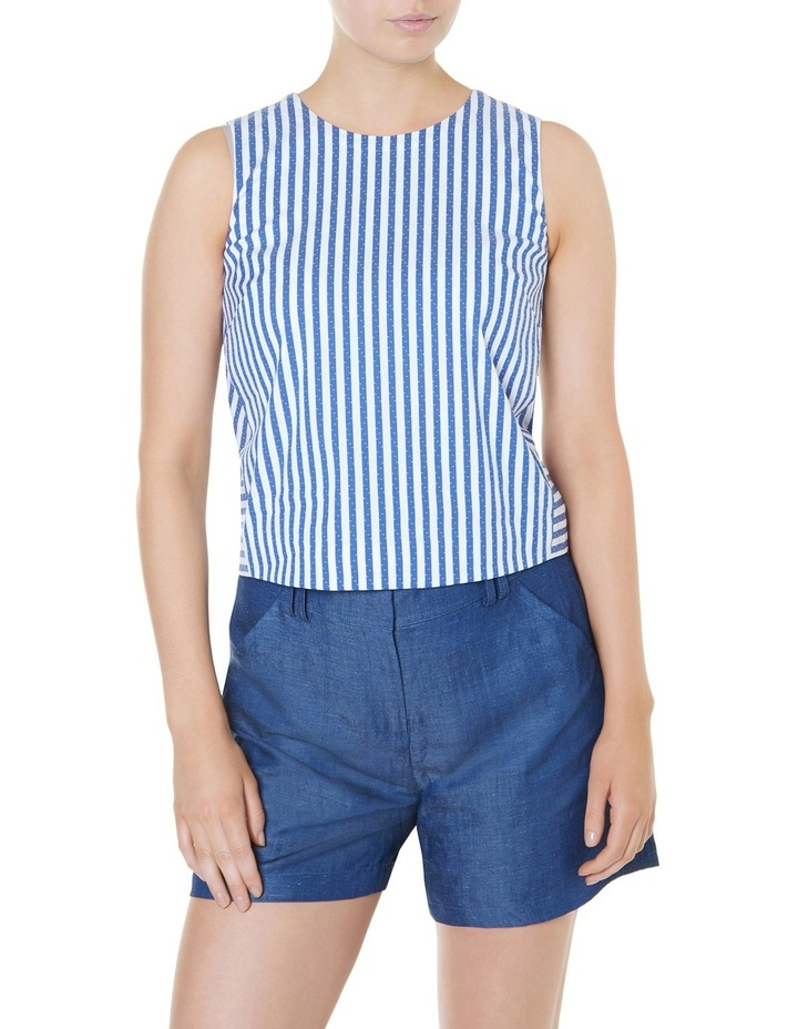 Cut About Stripe Top image 1