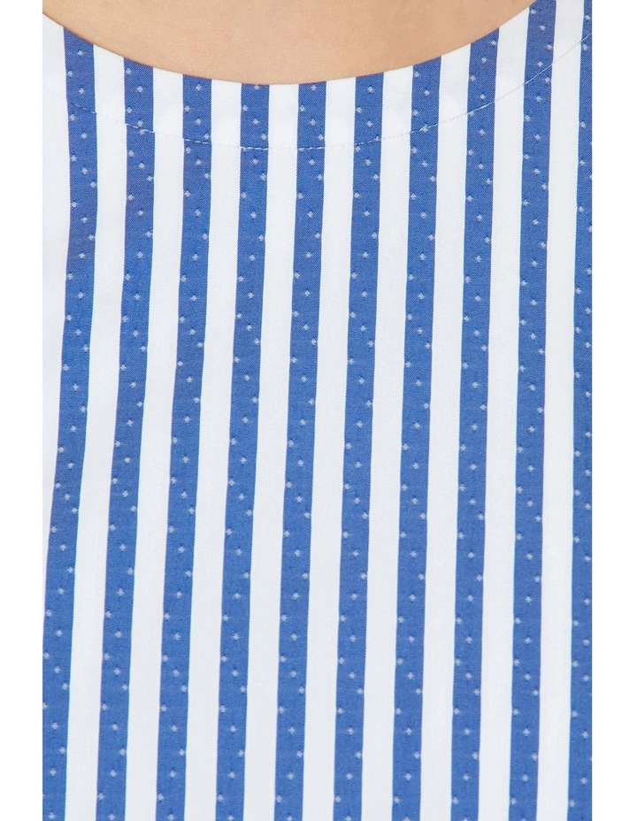 Cut About Stripe Top image 4