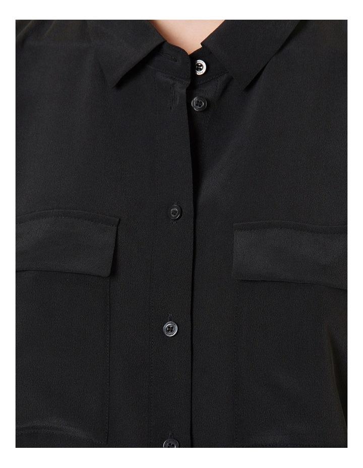 Sofia Long Sleeve Silk Shirt image 8