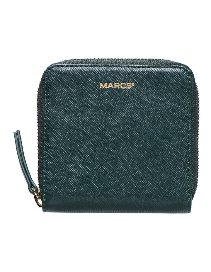 Leather Zip Wallet image 1