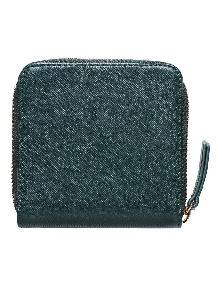 Leather Zip Wallet image 2