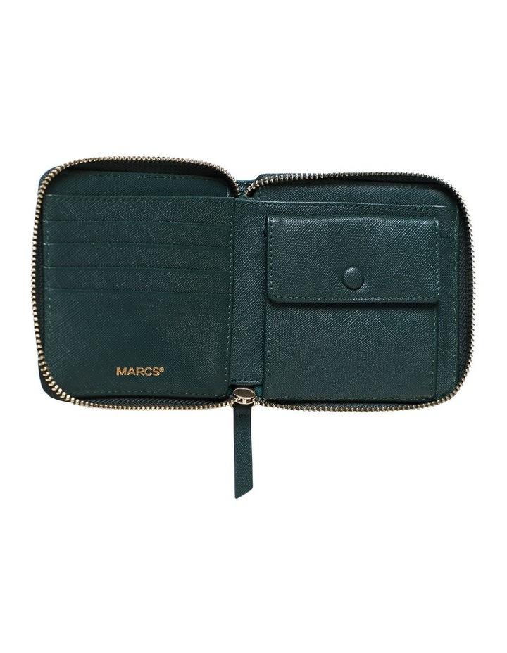 Leather Zip Wallet image 3