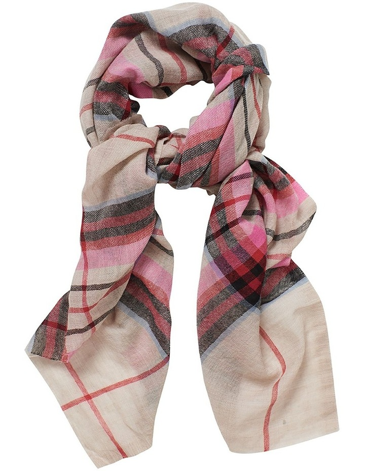Erin Check Scarf image 1