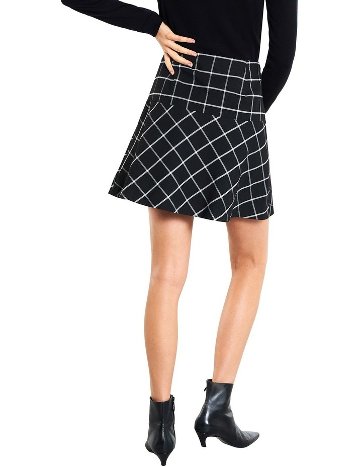 Windowpane Skirt image 4