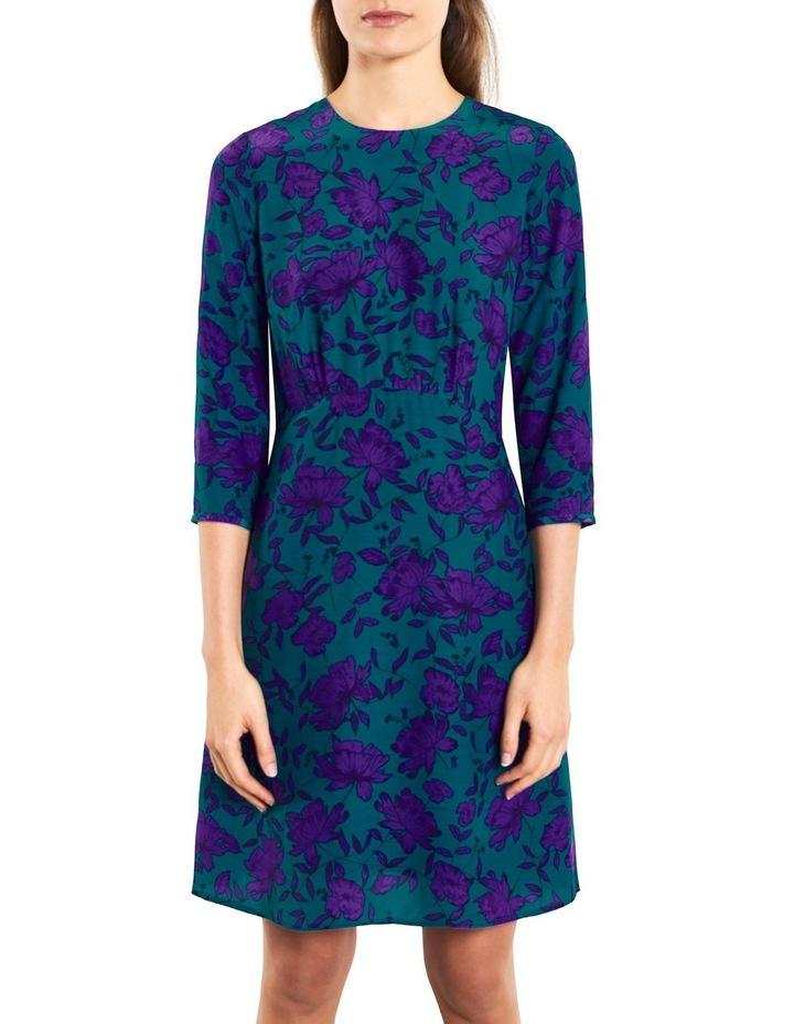 Flora Viscose Dress image 1