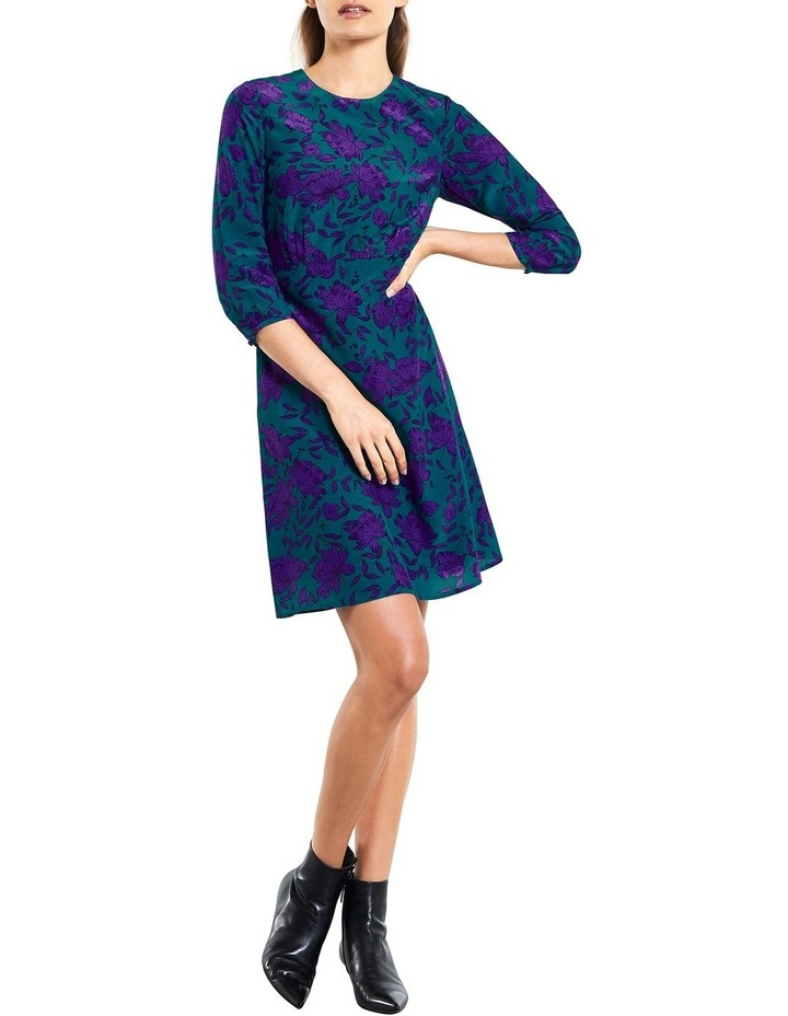 Flora Viscose Dress image 2