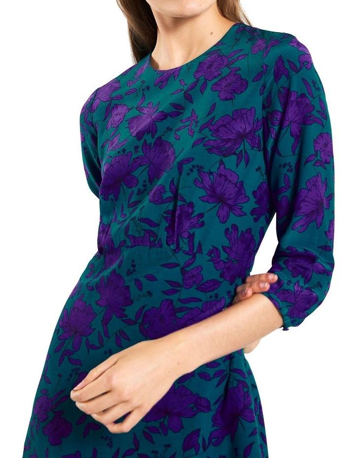 Flora Viscose Dress image 3