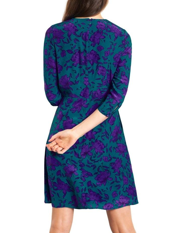Flora Viscose Dress image 4