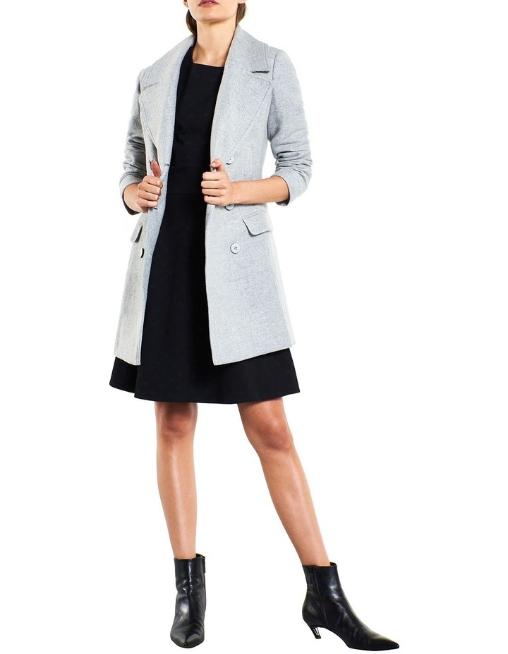 Cosy Twill Double Breasted  Coat image 2