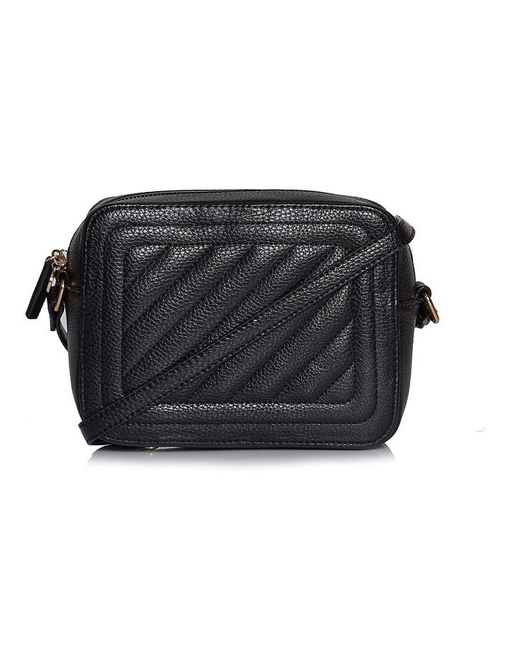 Quilted Crossbody Bag image 1